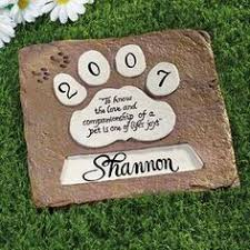 memorial stones for dogs engraved pet memorial with name stones by sandstudios 60