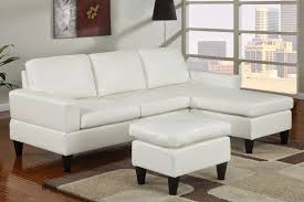 Faux Leather Sectional Sofa White Faux Leather Sectional Sofa