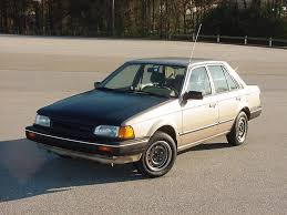 mazda brand new cars my cars 1989 mazda 323 the first one safety stance