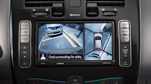 nissan altima navigation system 2017 nissan leaf electric car features