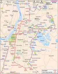 Metra Rail Map Kolkata Metro Map Kolkata Metro Stations Name Time Table