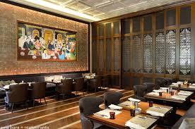 Oriental Dining Room Set by Mosaic All Day Dining Restaurant At Mandarin Oriental Kuala