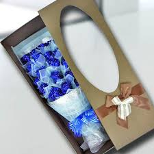 Blue Roses For Sale Blue Roses For Sale Singapore Blue Roses Hand Bouquet Delivery