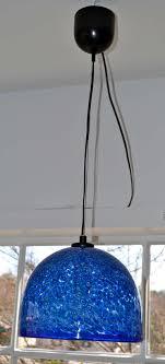 Light Blue Pendant Light Cobalt Blue Pendant Lights Modern Pendant Lights Drum Pendant