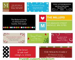 shutterfly black friday free address labels or gift tags from shutterfly