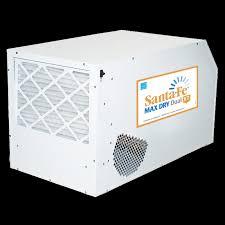 santa fe compact dehumidifier performance building supply
