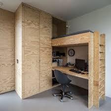 amenagement bureau enfant design interieur lit mezzanine bureau enfant aménagement petit