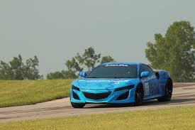 Acura Sports Car Price Acura To Run Prototype Nsx Supercar Ahead Of August Indycar Race