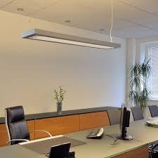 neon pour bureau suspension néon éclairage puissant pour bureau eclairage professionnel