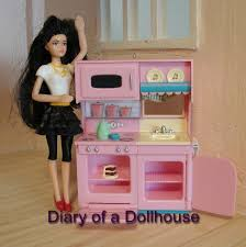 dollhouse play kitchen with hallmark kitchen ornaments diary of a