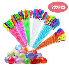 222pcs bunch balloons magic colorful water balloons for sale us