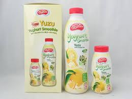 Teh Yuzu yuzu yoghurt smoothie magnolia milk promos prischew