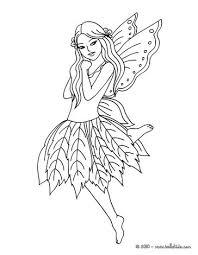 fairy coloring page murderthestout