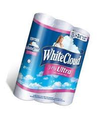 White Cloud Bathroom Tissue - white cloud toilet tissue searchub