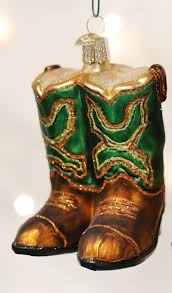 wonderful cowboy boot ornaments part 4 another great