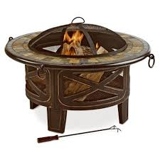 Buy Firepit Buy Four Seasons Slate Pit Table Free Shipping