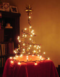 collapsible wire tree decoration tree and