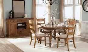 round expandable kitchen table lake house round dining set the dump america u0027s furniture outlet