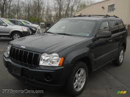 2006 jeep grand cherokee laredo 4x4 in deep beryl green pearl