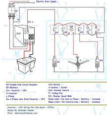 double pole switch wiring diagram carlplant