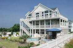 Avon Cottages Avon Nc by Avon Vacation Rentals Hokie Hi Oceanside Outer Banks Rental
