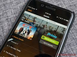 amazon black friday walking dead amazon prime video is now officially available in canada mobilesyrup