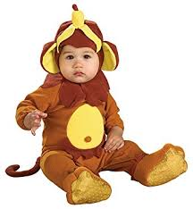 6 Month Boy Halloween Costume Amazon Rubie U0027s Costume Ez Romper Costume Monkey