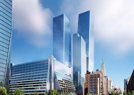 Seeking Nyc Inks Deal For 360 000 Square Of Nyc Office Space At 5