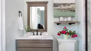 Ideas For A Bathroom Makeover Start To Finishes Bathroom Makeover Youtube