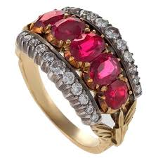 ruby rings sale images Antique ruby rings flc collections jpg