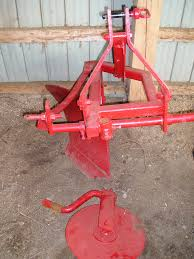 bottom plow for small kubota