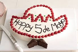 cinco de mayo sombrero cake kraft recipes