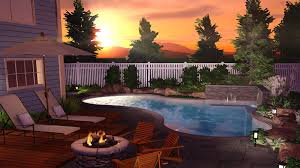 Swimming Pool Ideas For Backyard Pool Studio The Best 3d Swimming Pool Design Software
