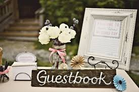creative wedding guest book ideas 12 unique wedding guestbook ideas