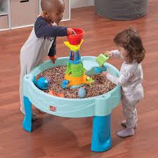 step 2 water works water table step2 water works play table includes 2 cups and 2 sailboats