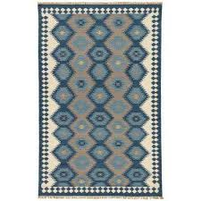 Tribal Area Rug Braided Rustic Lodge Area Rugs Rugs The Home Depot