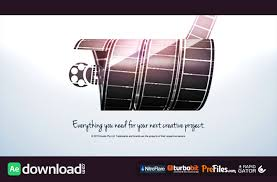 film reveal videohive project free download free after