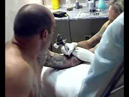 bruce willis tattoo youtube