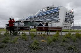 a soft opening for s f s new cruise ship terminal sfgate