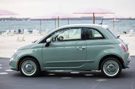 fiat 500 1957 edition u2013 retro fun rack and opinion