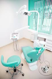 Dental Hospital Interior Design Dental Clinic Interior Design With Chair And Tools Stock Photo