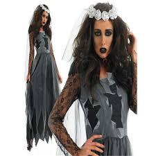 Black Wedding Dress Halloween Costume Compare Prices Bride Costume Shopping Buy