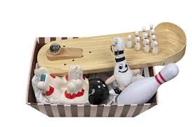 Office Gift Baskets Bowling Gift Basket