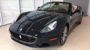 Ferrari California 2012 - overview 2012 ferrari california 4 3l v8 460hp start up