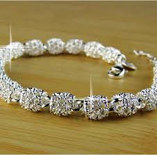 new design new design 2016 fashion sterling white gold platinum plated bead