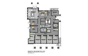 Floor Plan Of Office Building 3 000 Square Foot Commercial Office U2013 Lythgoe Design