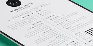 resume psd resume template amazing in design resume template
