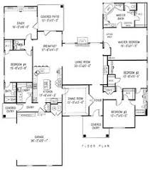 houseplan 59952 this well designed plan provides many amenities