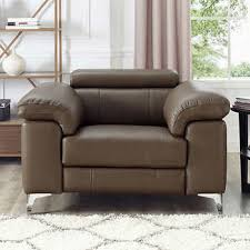 Leather Sofa Reclining Leather Sofas Sectionals Costco