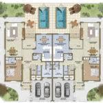 townhouse house plans design building plans online 13732